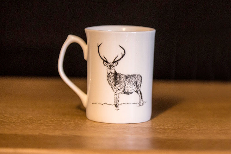 Regal Stag Mug